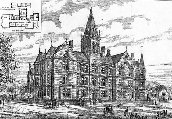 Jessop Hospital, 1878