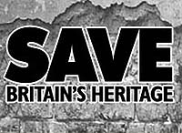 SAVE Britains Heritage logo