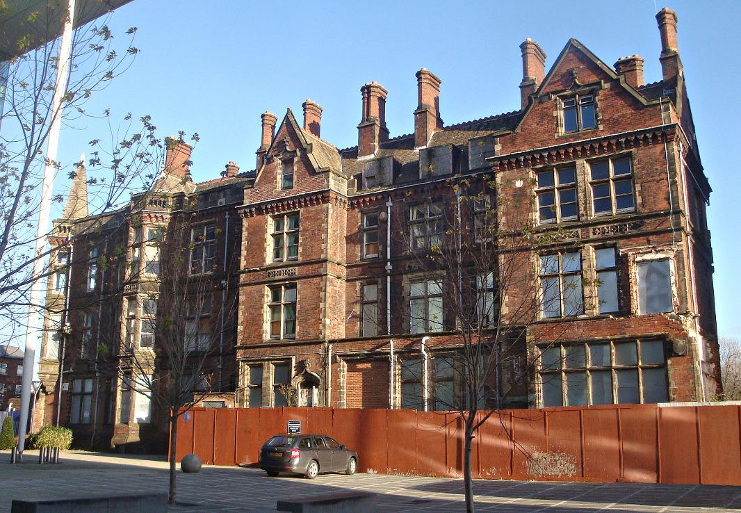 Edwardian Jessop building